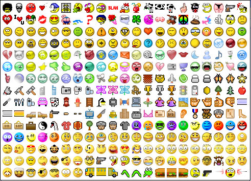 What I Learned Today Emoticons Karmic Life